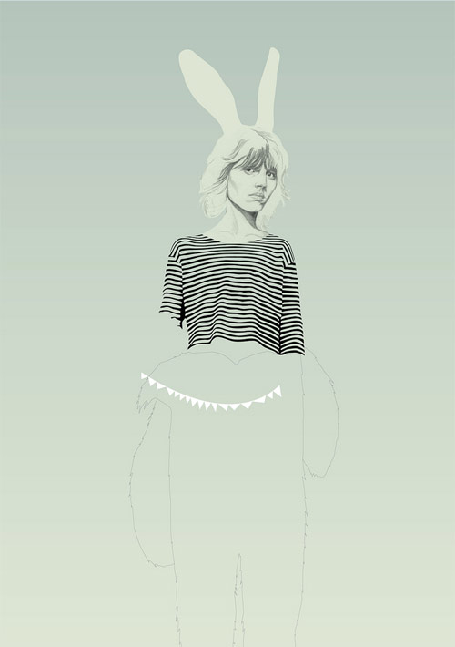 illustrator illustration denise nestor