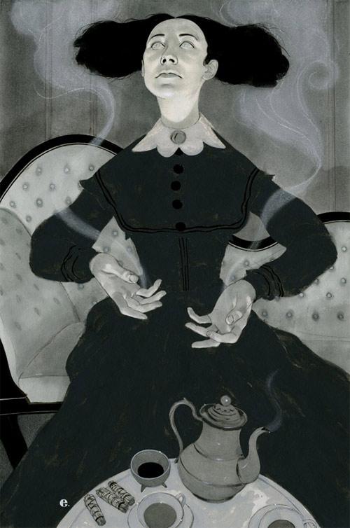 edward two kinsella illustrator illustration