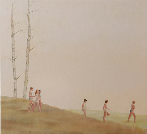 artist painter painting grace oconnor