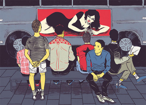 illustrator illustration hannah k lee