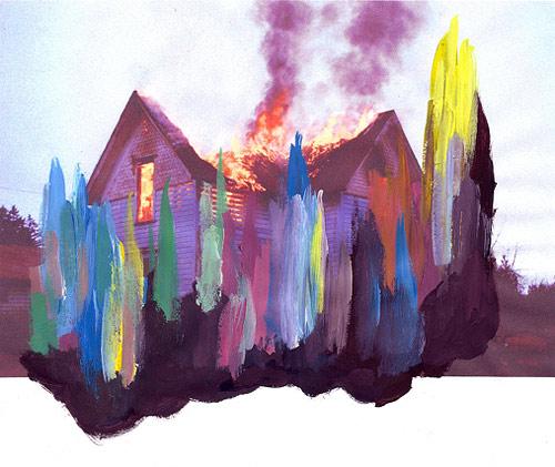 Artist Jennifer Mehigan