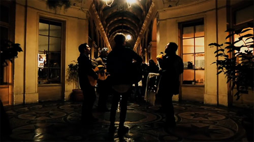 Who knows who cares local natives music video take away show la blogotheque