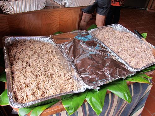 kamea hadar birthday luau hawaii