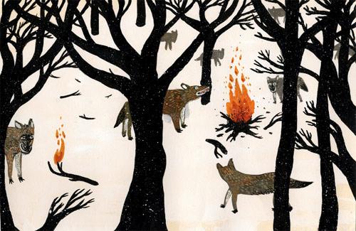 illustration illustrator nicholas stevenson