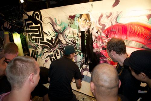 pow wow hawaii art live painting event full recap photos