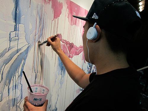 pow wow hawaii artist event