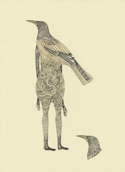 artist drawing elsa mora