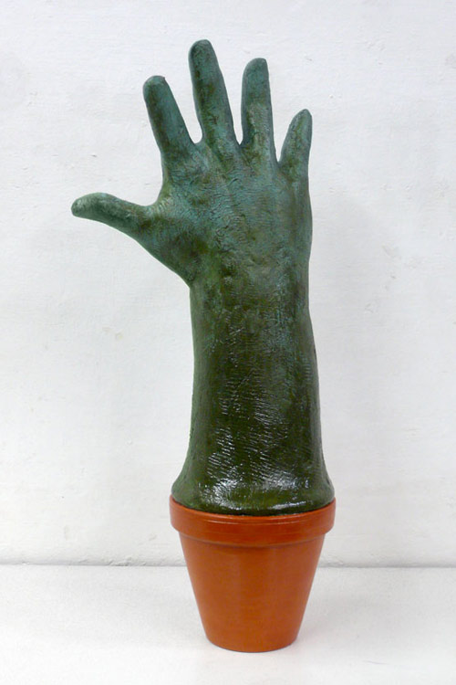 artist markus hofer sculptures