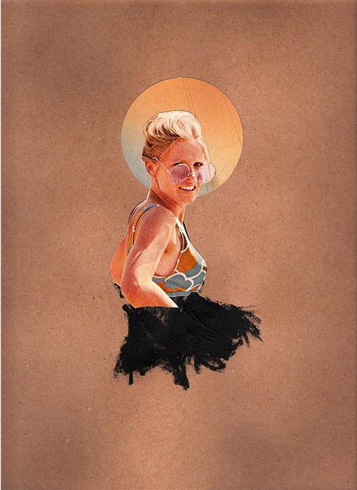 Artist Nathaniel Whitcomb