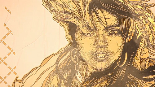 acclaim magazine interview street artist swoon