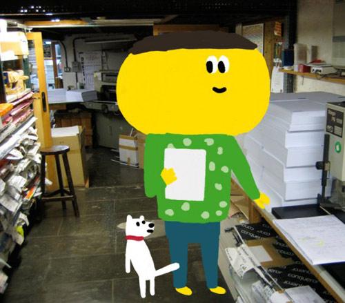 antonio ladrillo day in the life of graphic artist