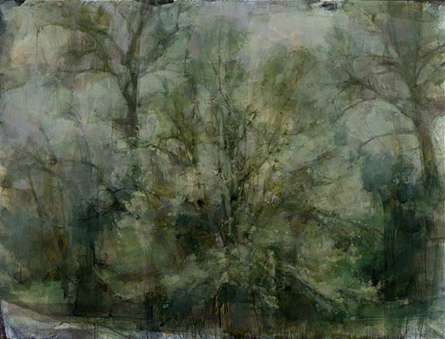 artist painter painting emily leonard