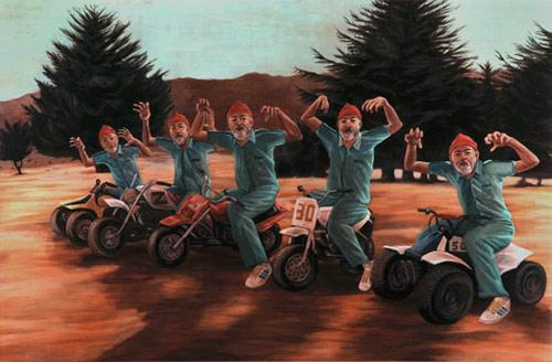artist casey weldon painter painting