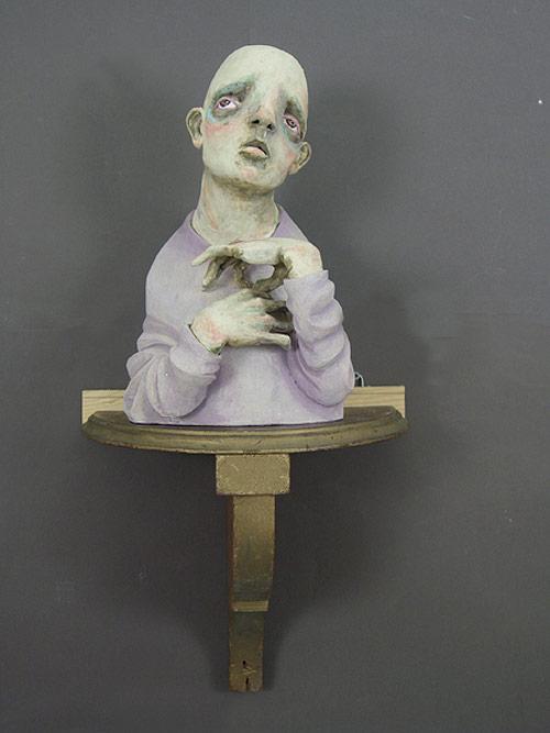sculptures by artist derek weisberg