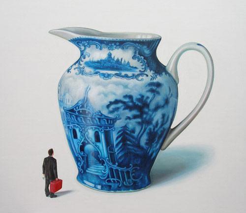 artist painter painting hugo lugo