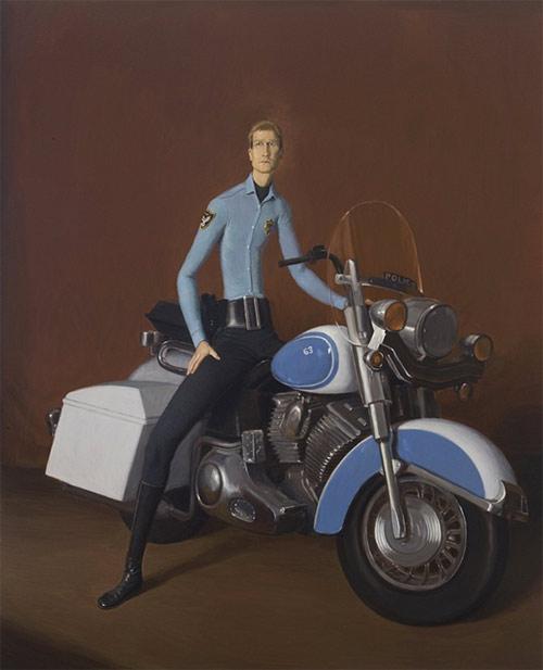 artist painter painting jansson stegner