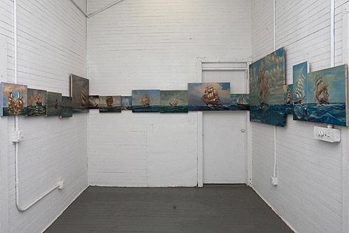 installations by artist jessie henson