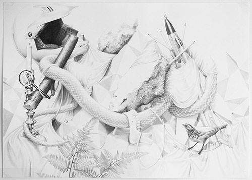 artist jonathan zawada drawings