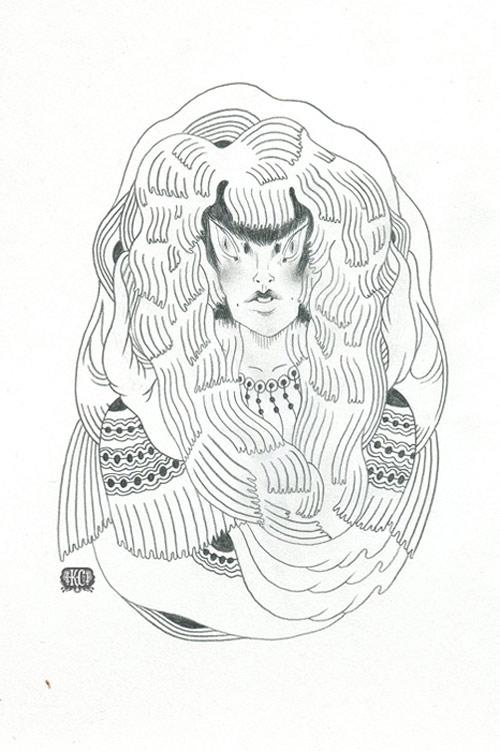 illustrator illustration kristina collantes drawings