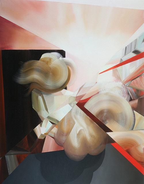 artist painter painting kristine moran