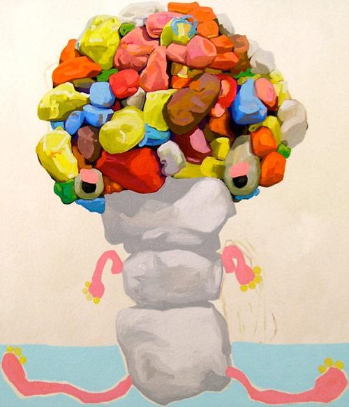 artist painter painting peter opheim