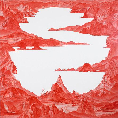 artist painter painting sea hyun lee
