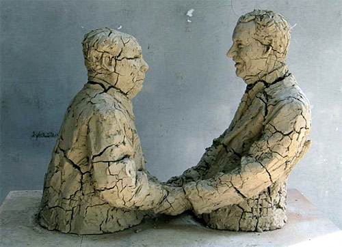 sculptures by song benxing