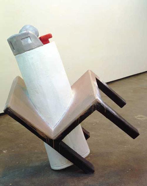 artist sculptures urs fischer