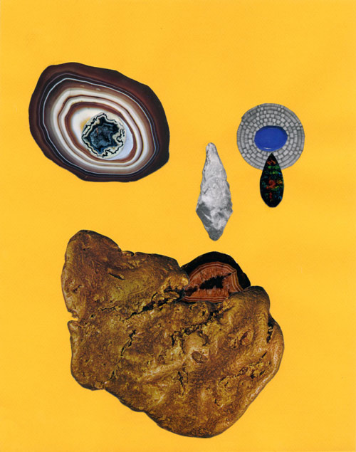 collages by artist william crump