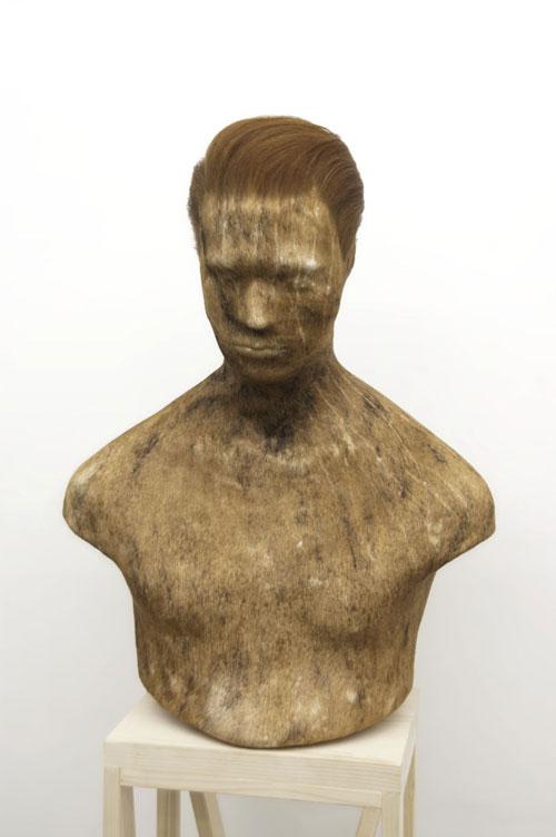 Sculptures artist Markus Leitsch