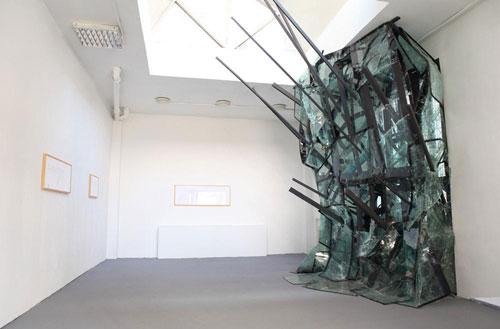 artist Baptiste Debombourg sculptures