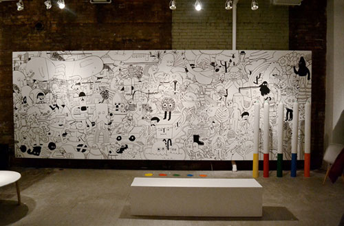 andy j miller andrew neyer Color Me Exhibition