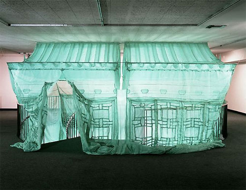 sculptures by artist do ho suh