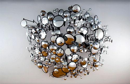 Sculptures by artist Graham Caldwell