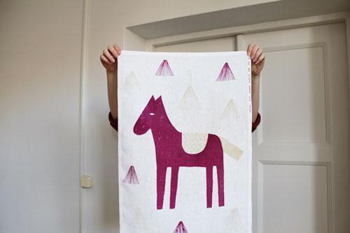 Illustrator Hanna Paivikki Konola