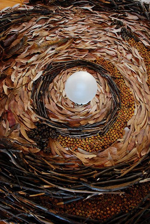 Sculptures by artist Hernan Paganini