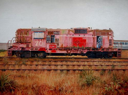 Artist painter Jessica Hess