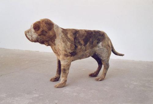 sculptures by artist Lawrence Deunff