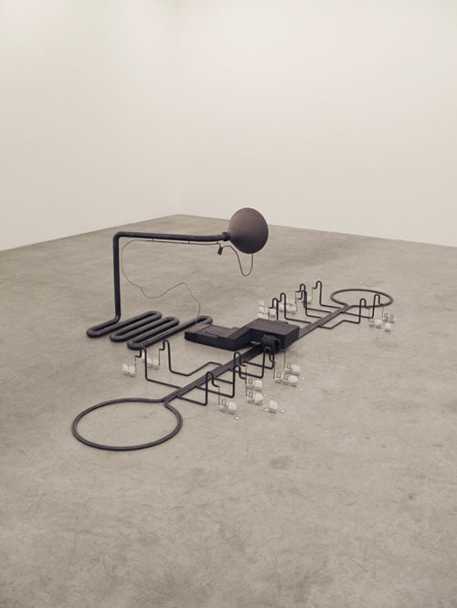sculptures by artist mark manders