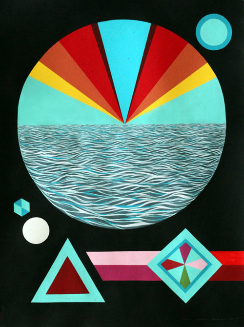 artist painter painting mark warren jacques