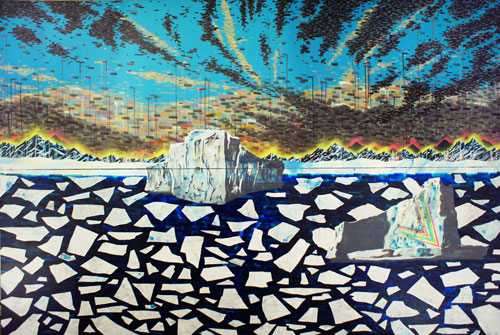 artist painter painting nicholas bohac