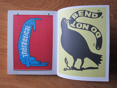 Pulled A Catalog of Screen Printing by Mike Perry