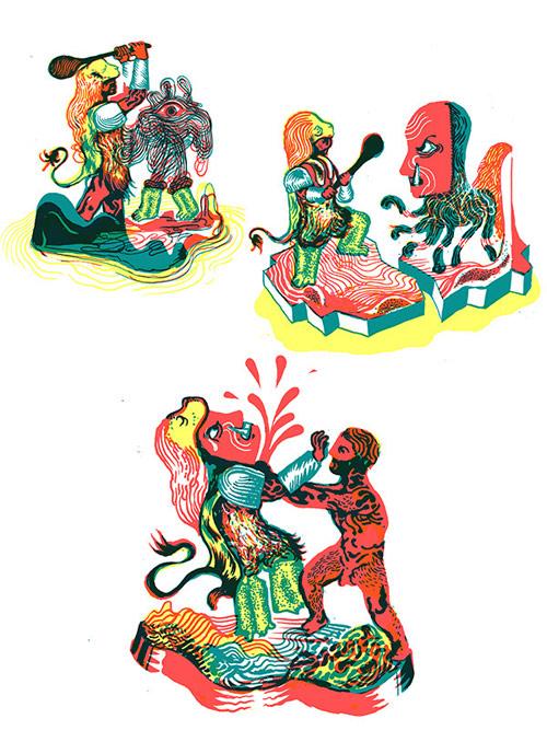 illustrator raphael urwiller illustration