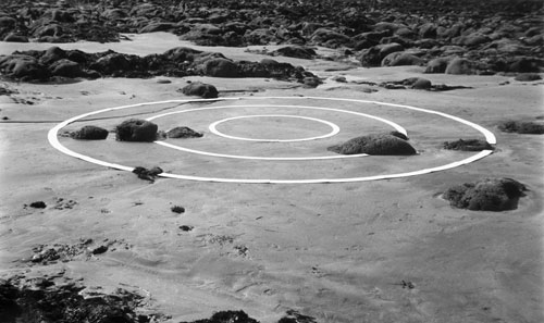 sculptures by artist richard long