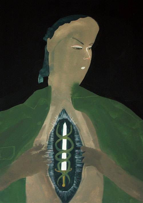 artist painter painting yosuke yamaguchi