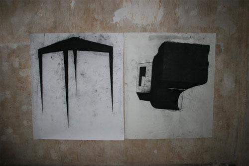 Drawings by Dragan Prgomelja