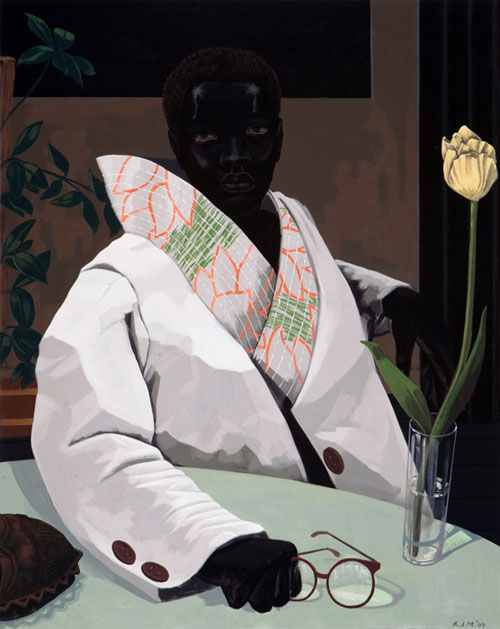 Artist painter Kerry James Marshall