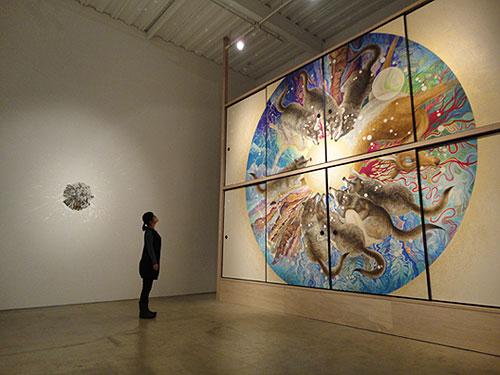 Artist Tomoko Konoike
