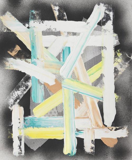 Artist painter Alex Steckly