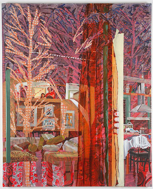 Artist painter Ella Amitay Sadovsky